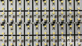 Carte électronique Photographie stock