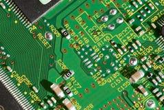 Carte électronique Photos stock