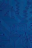 Carte électronique Images libres de droits