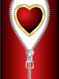 Carte 13 de jour de Valentine Photos libres de droits