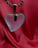 Carte d'amour Photographie stock libre de droits