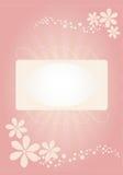Carte d'occasion spéciale Photos stock