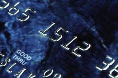Carte d'opérations bancaires dans l'instruction-macro Image libre de droits