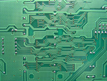 Carte d'ordinateur image stock