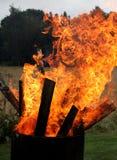 Carte da parati calde del fuoco fotografia stock libera da diritti