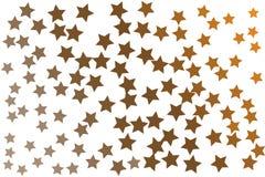 Carte da parati dei coriandoli delle stelle illustrazione vettoriale