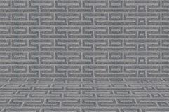 Carte da parati ed ambiti di provenienza di struttura della stanza del pavimento della parete illustrazione vettoriale