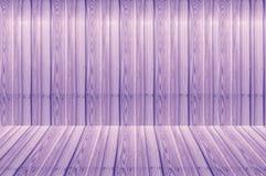 Carte da parati ed ambiti di provenienza scuri di struttura di progettazione della stanza del pavimento di legno della parete fotografia stock