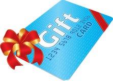 Carte de cadeau Photos stock