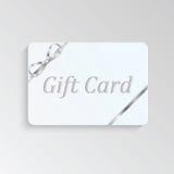 Carte de cadeau Image stock