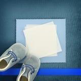 Carte de chéri Image libre de droits