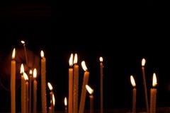 Carte de condoléance Jour de souvenir pleurant la paix funèbre commémorative photos libres de droits
