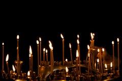 Carte de condoléance Jour de souvenir pleurant la paix funèbre commémorative image stock