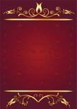 Carte de félicitation. Image stock