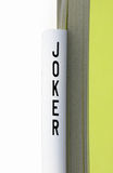 Carte de joker Image stock