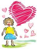 Carte de jour de mère Photos libres de droits