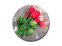 Carte de jour de Valentine Image stock