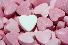 Carte de jour de valentines Photos stock