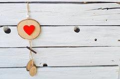 Carte de jour de Valentines Photos libres de droits