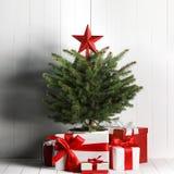 Carte de Joyeux Noël photos stock