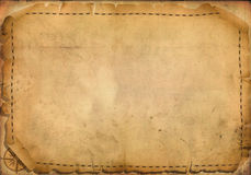 Carte de navigation Photos libres de droits