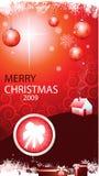 Carte de Noël Photographie stock libre de droits