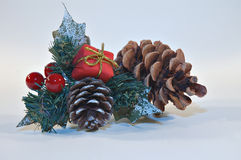 Carte de Noël 3 Photographie stock libre de droits