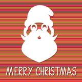 Carte de Noël Image stock