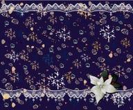 Carte de Noël. Images stock