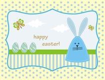 Carte de Pâques Images stock