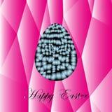 Carte de Pâques 08 Photo stock