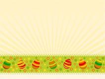 Carte de Pâques Photo libre de droits