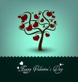 Carte de Saint-Valentin Photo libre de droits