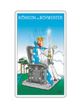 Carte de Tarot Image stock