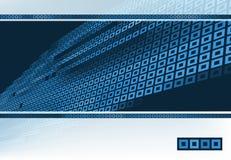 Carte de Technologic Photos stock