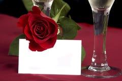 Carte de Valentines Image stock