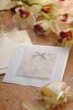 Carte de voeux d'art Image stock