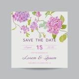 Carte de voeux d'invitation ou Photo stock