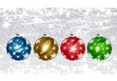 Carte de voeux de Noël 2014 Image libre de droits