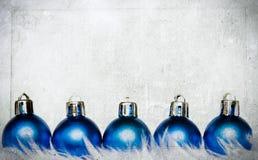 Carte de voeux de Noël de cru Image stock