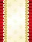 Carte de voeux de Noël et des Neuf-Ans Image libre de droits