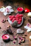 Carte de voeux de St Valentine Images libres de droits