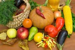 Carte de voeux de thanksgiving Photographie stock