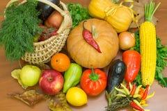Carte de voeux de thanksgiving Photo libre de droits