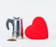 Carte de voeux heureuse de jour de Valentines Image libre de droits