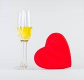 Carte de voeux heureuse de jour de Valentines Image stock