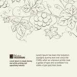 Carte des vins. Photographie stock libre de droits