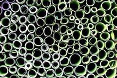 Carte di rotoli di vista superiore Fotografie Stock
