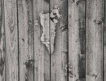 Carte du Bahrain sur le bois superficiel par les agents Photos stock