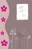 Carte du jour de mère Photographie stock
